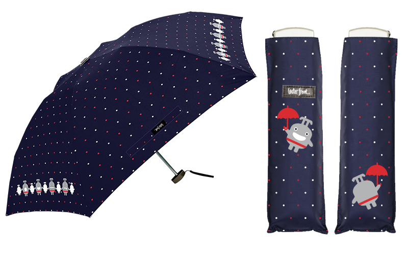 東急電鉄のるるん 折傘